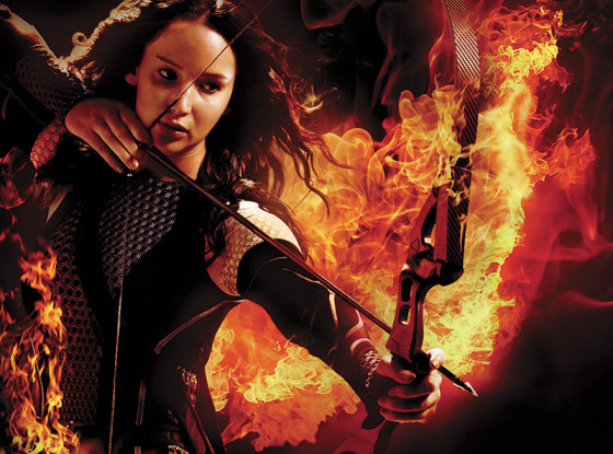 A few thoughts on Catching Fire