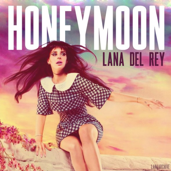 A review of Lana Del Rey's 'Honeymoon'